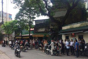 Rung lắc tại tòa nhà cao tầng ở Hà Nội, người dân hốt hoảng