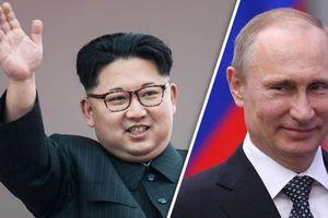 Tổng thống Putin bất ngờ gửi thư tay cho ông Kim Jong-un