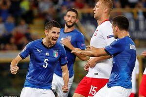 Kết quả trận Italia vs Ba Lan, UEFA Nations League