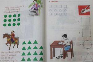 Lý giải cách đọc chữ kiểu 'hình tròn, ô vuông, tam giác' theo sách Công nghệ Giáo dục