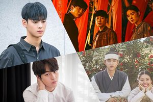 Bỏ phiếu trên báo Hàn (08/09): Cha Eun Woo - Yang Se Jong đối đầu, phim của D.O. (EXO) thua Kim Jae Wook thê thảm