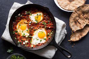 Trứng được biến hóa thế nào trong bữa sáng của mỗi nước?