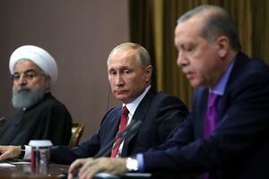 Nga-Thổ-Iran không đạt thỏa thuận, 'chảo lửa' Idlib sắp cháy hừng hực