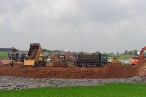 Bắc Giang: Không xảy ra sự cố khi tổ chức cưỡng chế thu hồi đất Dự án KCN Hòa Phú