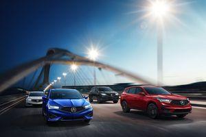 Cận cảnh Acura ILX 2019 với thiết kế mới tinh tế hơn