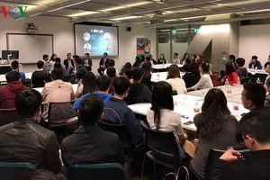 Sinh viên Việt ở New South Wales truyền 'Nguồn cảm hứng' ra cộng đồng