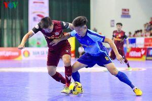 Giải VĐQG Futsal HDBank: Ngựa ô Sài Gòn vấp ngã, Cao Bằng thắng nhàn
