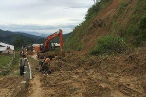 Thanh Hóa: Khó khăn trong công tác cứu trợ người dân vùng lũ Mường Lát
