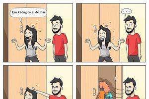 10 tình huống vui nhộn khi có bạn gái