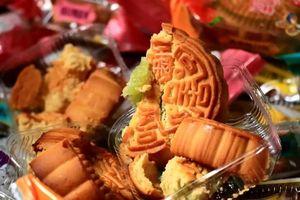 Thu giữ hàng nghìn bánh Trung thu không rõ nguồn gốc