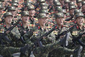 Hàng trăm ngày đêm khổ luyện chuẩn bị cho lễ duyệt binh Triều Tiên