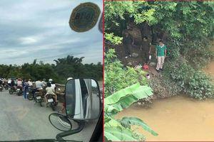 Bác sĩ giết vợ phi tang xác xuống sông bị bắt tại Hà Nội