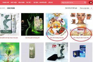 Phạt Công ty TNHH Sản xuất và Thương mại Hoàng ZN gần 500 triệu đồng