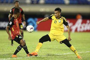 Vừa mua xong bản quyền AFF Cup, đội tuyển Brunei bị loại
