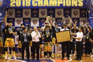 Cantho Catfish lần đầu vô địch giải bóng rổ nhà nghề Việt Nam