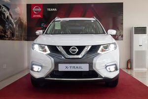 Xem trước Nissan X-trail V-Series sắp ra mắt Việt Nam