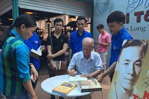 Cuộc gặp gỡ với người cán bộ cách mạng Nguyễn Long Trảo