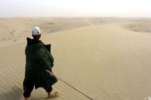 Sa mạc Taklamakan, nổi tiếng là nơi có đi mà không có về