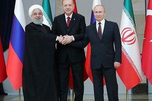 Nga-Thổ-Iran lập liên minh chống Mỹ?