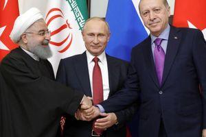 Thùng thuốc súng Idlib - Phép thử liên minh Nga, Iran, Thổ Nhĩ Kỳ