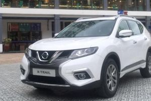 Video hé lộ mẫu xe X-Trail V-Series dành riêng cho người Việt