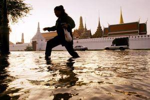 Bangkok trước nguy cơ chìm xuống biển