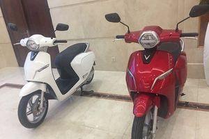 Hé lộ mẫu xe máy điện đầu tiên của Vinfast có giá khoảng 30 triệu đồng