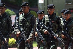 Phiến quân Hồi giáo tấn công gây thương vong ở miền nam Thái Lan