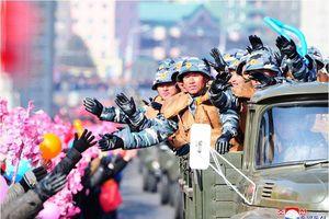 Lễ diễu binh chào mừng 70 năm Quốc khánh Triều Tiên có gì đặc biệt?