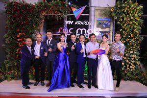 Dàn sao đình đám hội tụ tại lễ trao giải VTV Awards 2018