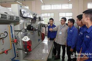 9 giáo viên Nghệ An sẽ tham gia Hội giảng nhà giáo giáo dục nghề nghiệp toàn quốc