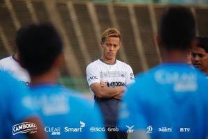 'Ông thầy' Keisuke Honda qua đôi mắt của tiền vệ người Pháp gốc Campuchia