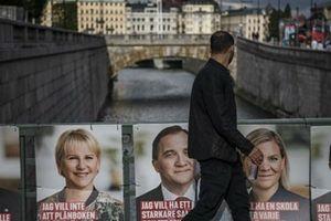 Tổng tuyển cử tại Thụy Điển: Các điểm bỏ phiếu đã mở cửa