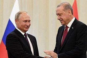 Nga, Thổ Nhĩ Kỳ duy trì đối thoại sau hội nghị thượng đỉnh