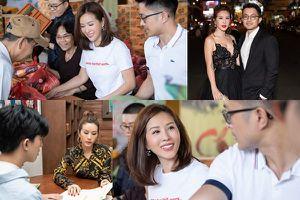 Thần thái xuất sắc của Hoa hậu Thu Hoài khiến nhiều mỹ nhân Việt phải 'dè chừng'