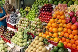 Việt Nam giảm nhập khẩu rau quả, tăng nhập khẩu xăng dầu từ Thái Lan