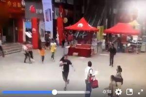 Trận động đất 5,9 độ richter tại Vân Nam, Trung Quốc