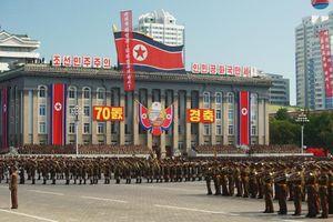 Thiết bị phát sóng trực tiếp bị cấm trong lễ duyệt binh Triều Tiên