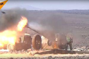 Quân đội Syria diệt hàng loạt tay súng, 1.000 chiến binh IS quyết tử thủ ở Sweida