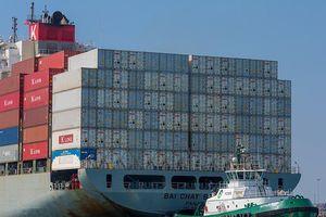 Thâm hụt thương mại của Mỹ tăng mạnh do nhập khẩu đạt mức kỷ lục