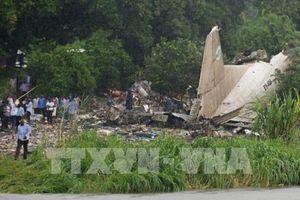 Vụ rơi máy bay ở Nam Sudan: Ít nhất 19 người thiệt mạng