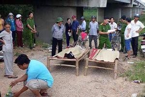 Ra sông Trà Bồng tắm, 2 nữ sinh lớp 7 đuối nước tử vong