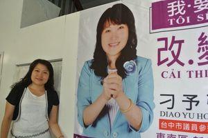 Người phụ nữ gốc Việt tranh cử ở Đài Loan vì quyền người nhập cư