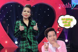 Trường Giang khiến Việt Hương 'bật ngửa' trước tin nhắn gửi đi cho người chơi 'Tần số tình yêu'