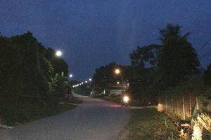 Điện sáng đường quê