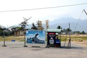 Đà Nẵng: 80% hộ dân đồng ý với các phương án điều chỉnh dự án Khu du lịch sinh thái Nam Ô