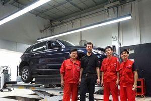 Chương trình 'Chăm sóc toàn diện Audi' đang diễn ra tại Hồ Chí Minh và sắp tới tại Hà Nội
