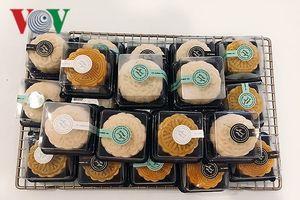 Cẩn trọng khi mua bánh trung thu handmade