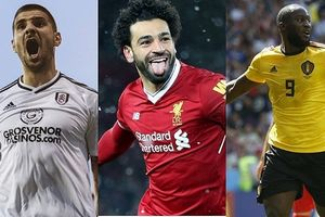 Vua phá lưới Ngoại hạnh Anh 2018/2019: Lukaku chào thua sao Liverpool