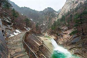 Chiêm ngưỡng cảnh sắc thiên nhiên tươi đẹp ở Triều Tiên